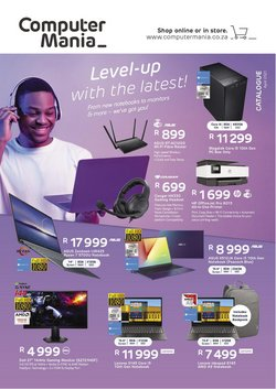 Easter offers in the Computer Mania catalogue ( 7 days left)