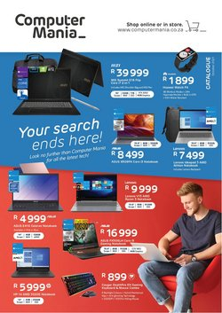 Computer Mania offers in the Computer Mania catalogue ( 5 days left)