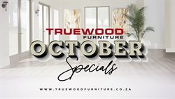 True Wood Furniture deals in the Pretoria special