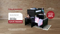 True Wood Furniture offers in the True Wood Furniture catalogue ( 1 day ago)