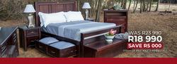 True Wood Furniture deals in the Pretoria special