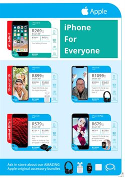 IPhone 6 offers in the Cellucity catalogue in Port Elizabeth
