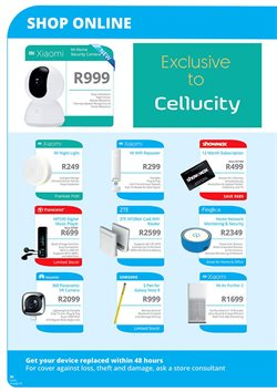 Pens offers in the Cellucity catalogue in Cape Town