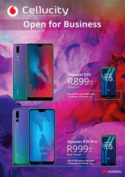 Cellucity deals in the Port Elizabeth special