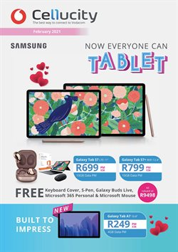 Electronics & Home Appliances offers in the Cellucity catalogue in Port Elizabeth ( Expires today )