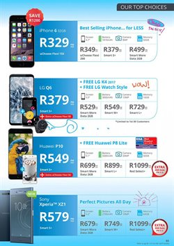 IPhone 6 offers in the Cellucity catalogue in Cape Town