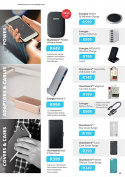 Chargers offers in the Cellucity catalogue in Cape Town