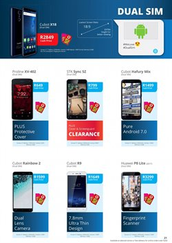 Printer offers in the Cellucity catalogue in Cape Town