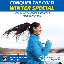 Planet Fitness offers in the Planet Fitness catalogue ( 14 days left)