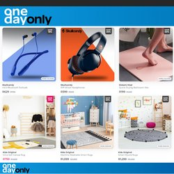 Sport offers in the One Day Only catalogue ( Expires tomorrow)