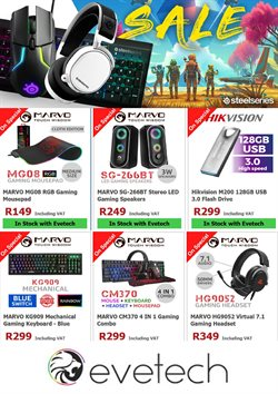 Evetech deals in the Midrand special