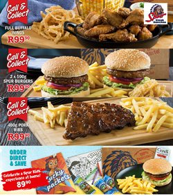 Spur catalogue ( 3 days ago )