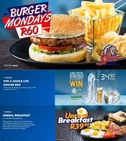 Spur catalogue in Durban ( Expired )