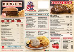 Restaurants offers in the Spur catalogue in Cape Town