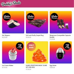 Daddy's Deals offers in the Daddy's Deals catalogue ( Expires today)
