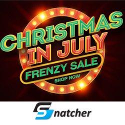 Snatcher offers in the Snatcher catalogue ( 6 days left)