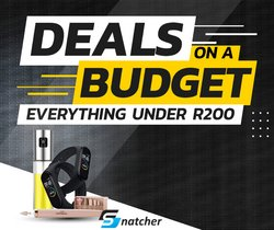 Snatcher offers in the Snatcher catalogue ( 2 days left)