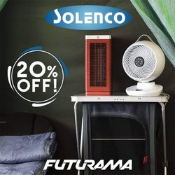 Futurama offers in the Futurama catalogue ( 6 days left)
