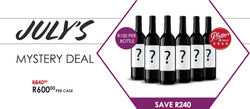 Cybercellar deals in the Cape Town special