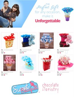 Christmas offers in the Sweet Bouquet catalogue ( More than a month)