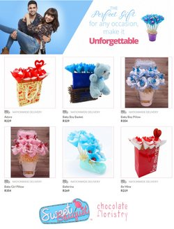 Restaurants offers in the Sweet Bouquet catalogue ( More than a month)