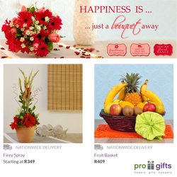 ProGifts offers in the ProGifts catalogue ( 16 days left)