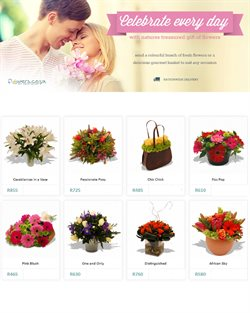 Vases specials in Flowers