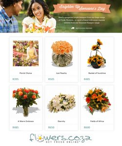 Flowers offers in the Flowers catalogue ( Expires today)