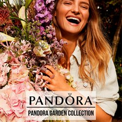Luxury brands offers in the Pandora catalogue ( More than a month )
