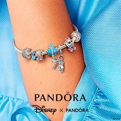 Luxury brands offers in the Pandora catalogue ( 2 days left)