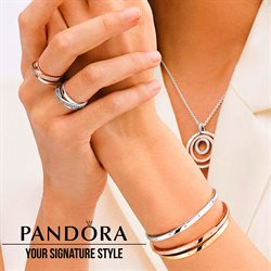 Luxury brands offers in the Pandora catalogue ( 11 days left)