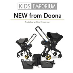 Stroller offers in the Kids Emporium catalogue in Cape Town