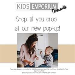 Babies, Kids & Toys offers in the Kids Emporium catalogue in Johannesburg