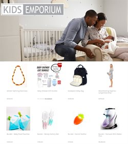 Babies, Kids & Toys offers in the Kids Emporium catalogue in Johannesburg ( 3 days left )