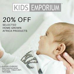 Kids Emporium catalogue ( Expired )