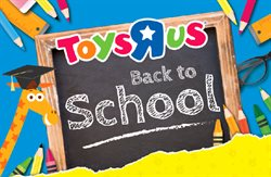 ToysRUs deals in the Johannesburg special