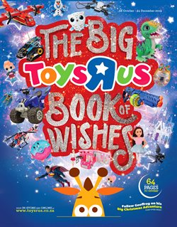 Babies, Kids & Toys offers in the ToysRUs catalogue in Durban