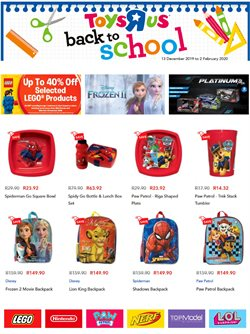 Babies, Kids & Toys offers in the ToysRUs catalogue in Roodepoort