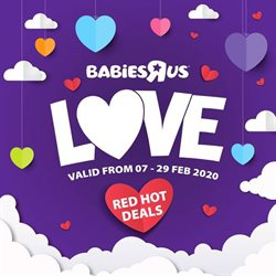 Babies, Kids & Toys offers in the ToysRUs catalogue in Johannesburg ( 3 days left )