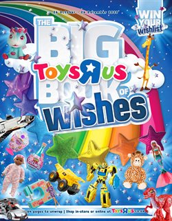 Christmas offers in the ToysRUs catalogue ( 26 days left)