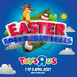 ToysRUs catalogue ( Expired )