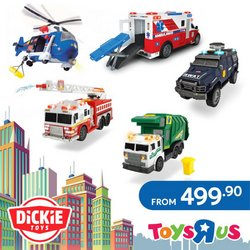 ToysRUs offers in the ToysRUs catalogue ( 6 days left)