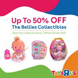 Babies, Kids & Toys offers in the ToysRUs catalogue ( 1 day ago)