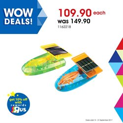 "Toys ""R"" Us deals in the Cape Town special"
