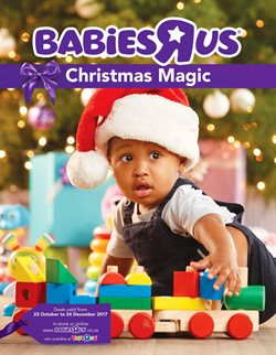 Toys & babies offers in the ToysRUs catalogue in Cape Town