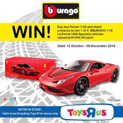 ToysRUs deals in the Pretoria special