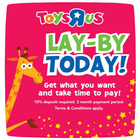 ToysRUs coupon in Polokwane ( More than a month )