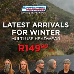 Sportsmans Warehouse catalogue ( 6 days left )