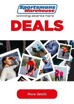 Sportsmans Warehouse offers in the Sportsmans Warehouse catalogue ( 1 day ago)