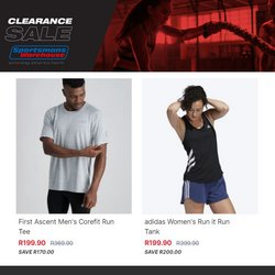 Sport offers in the Sportsmans Warehouse catalogue ( 1 day ago)